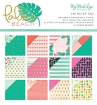 Palm Beach 6x6 Paper Pad
