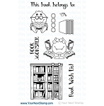 Silly Book Monsters Stamp Set