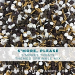 S'mores, Please: Dessert Inspired Sprinkles Mix