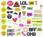 Emoji Love Bits & Pieces