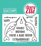 Extraordinary Stamp Set
