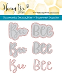 Bee-You-Tiful Honey Cuts Die