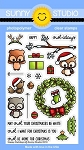 Happy Owlidays Stamp Set