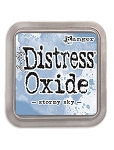 Distress Oxides Ink Pad Stormy Sky