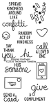 Planner Kindness Stamp Set