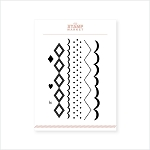 Trendy Background Builder Stamp Set