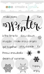 Winter Fun Stamp Set
