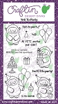 Yeti To Party Stamp Set