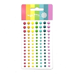 Up & Running Enamel Dots