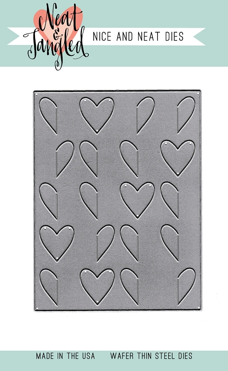 Whole Hearted Cover Plate Die