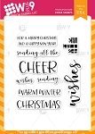 All the Cheer Stamp Set