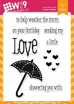Love Showers Stamp Set
