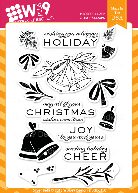 Silver Bells Stamp Set