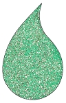 Glamour Green Embossing Powder