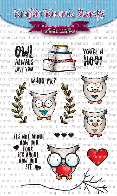 You're a Hoot Stamp Set