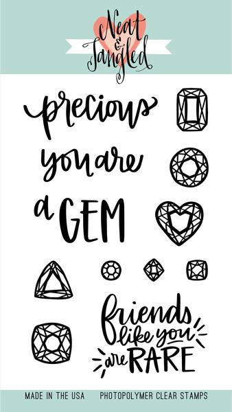 You're a Gem Stamp Set