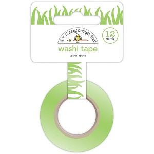 Simply Spring Green Grass Washi Tape