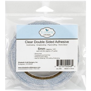 Double Sided Adhesive Tape .25
