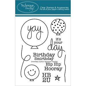Smirthday Stamp Set