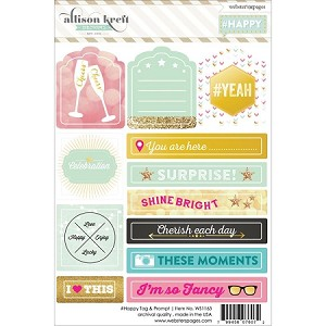 #Happy Tags & Prompts Stickers