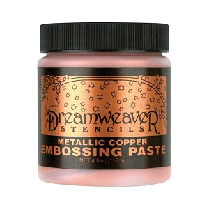 Copper Embossing Paste