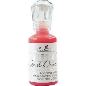 Nuvo Jewel Drops Strawberry Coulis