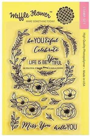 Be You Tiful Stamp Set