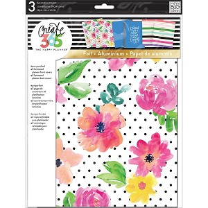 Create 365 Planner Covers April Flowers