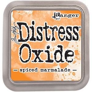 Distress Oxides Ink Pad Spiced Marmalade