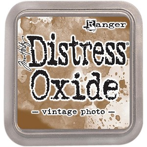 Distress Oxides Ink Pad Vintage Photo