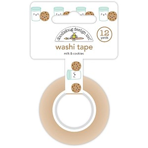 Milk & Cookies Washi Tape