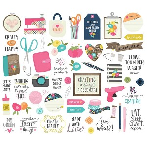 Crafty Girl Bits & Pieces