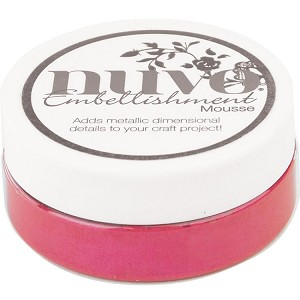 Nuvo Mousse French Rose