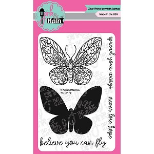 You Can Fly Stamp Set