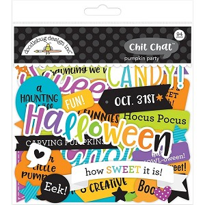 Pumpkin Party Chit Chat Odds & Ends