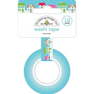 Christmas Town Tiny Town Washi Tape