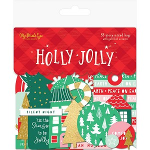 Holly Jolly Mixbag Die Cuts