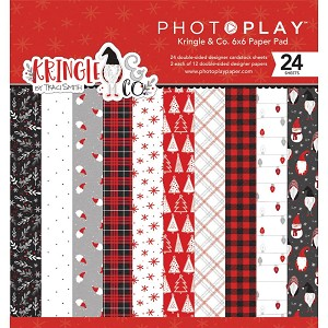 Kringle & Co 6x6 Paper Pad