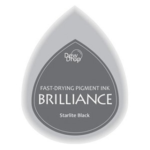 Brilliance Dew Drops Starlite Black