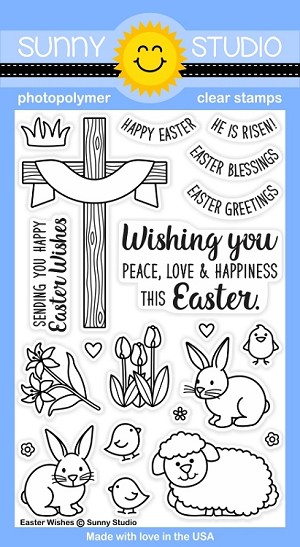 Easter Wishes Stamp Set