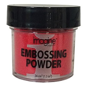 Candy Red Embossing Powder