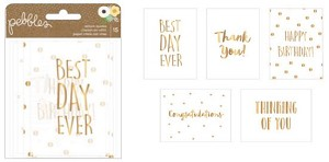 Spring Fling Quote Cards