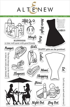 Ladies Day Out Stamp Set