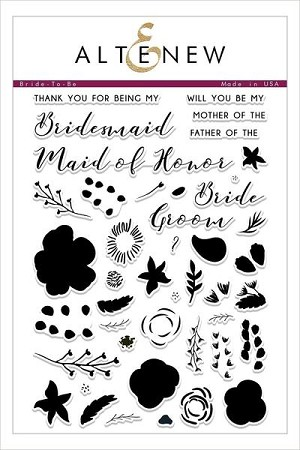 Bride-To-Be Stamp Set