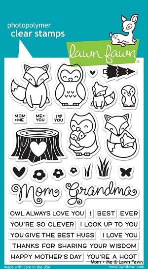 Mom & Me Stamp Set