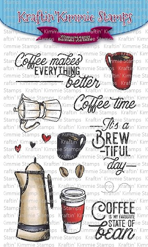 A Brew-tiful Day Stamp Set