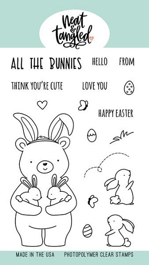 All the Bunnies Stamp Set