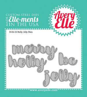 Holly Jolly Elle-ments Die