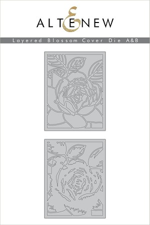 Layered Blossom Cover A & B Die Set