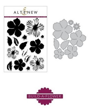 Build-A-Flower: Peony Blossom Stamp & Die